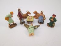 Natività in miniatura 8 pezzi