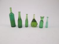Bottiglie in resina